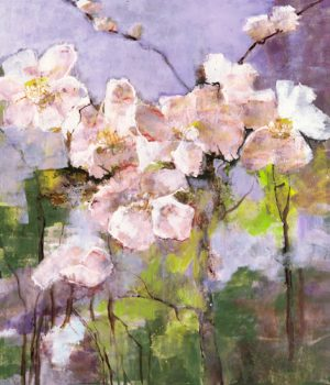 schilderij voorjaar