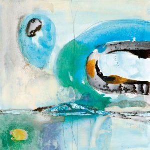 schilderij vreugde ii