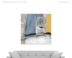 schilderij wateropvang iii