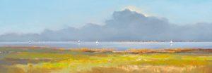schilderij white sails