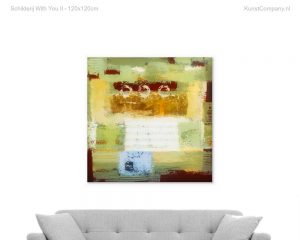 schilderij with you ii