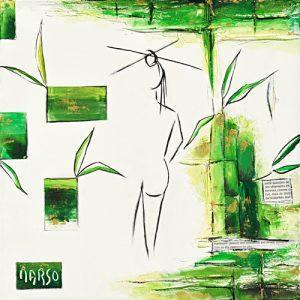 schilderij zen