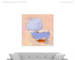 schilderij zonder titel v ka