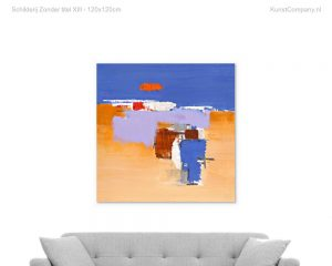 schilderij zonder titeliii ki